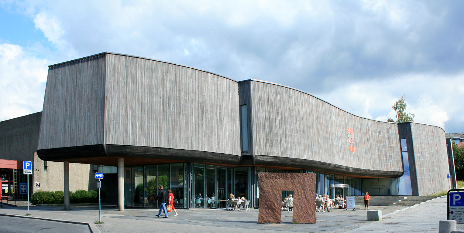 25 Works of Snøhetta Every Architect should visit - Lillehammer Art Museum, Norway