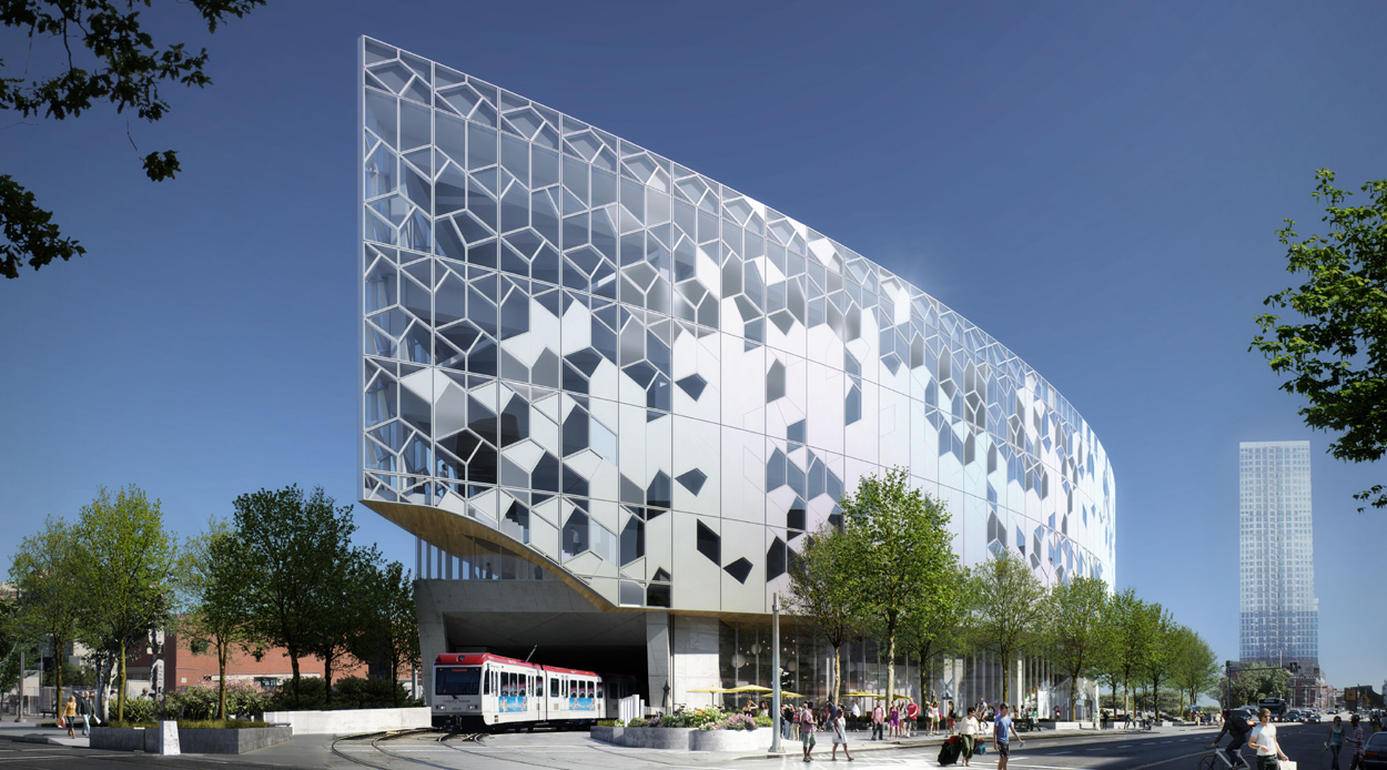 25 Works of Snøhetta Every Architect should visit - Calgary Central Library, Canada
