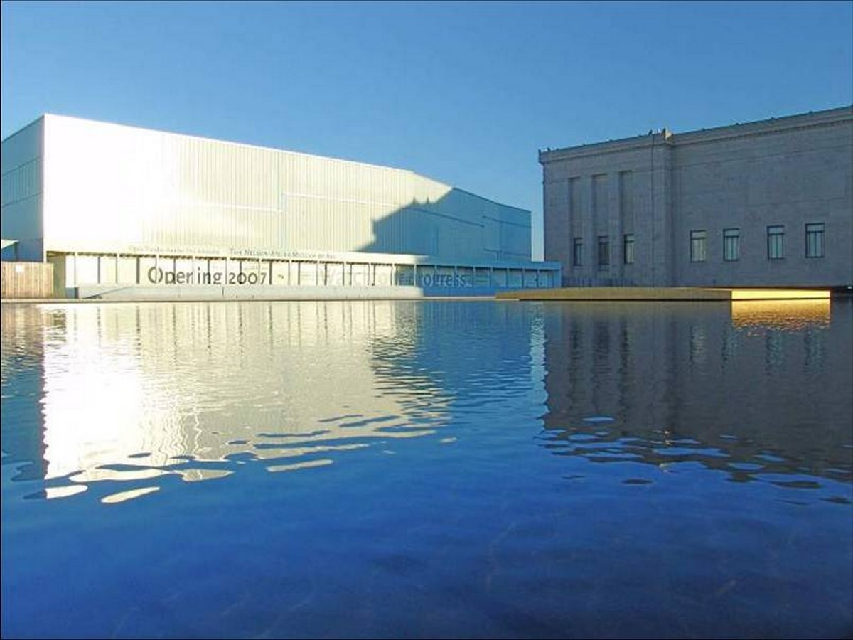 25 Projects by Steven Holl that mark his shift from Typology to Phenomenology - Nelson-Atkins Museum of Art, USA