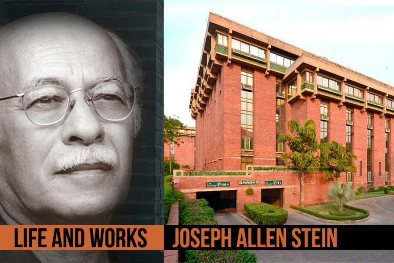 Life and works of Joseph Allen Stein