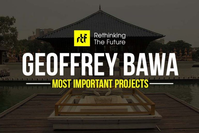 10 Works of Geoffrey Bawa Every Architect should visit