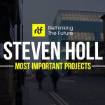 25 Projects by Steven Holl that mark his shift from Typology to Phenomenology