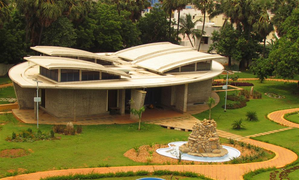 Top Architects in Pondicherry and Auroville - PATH, Auroville