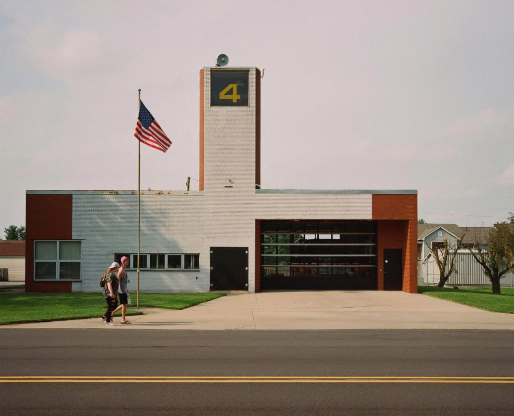 15 Iconic Buildings of Robert Venturi Every Architect Should Visit - Fire Station 4, Columbus, USA