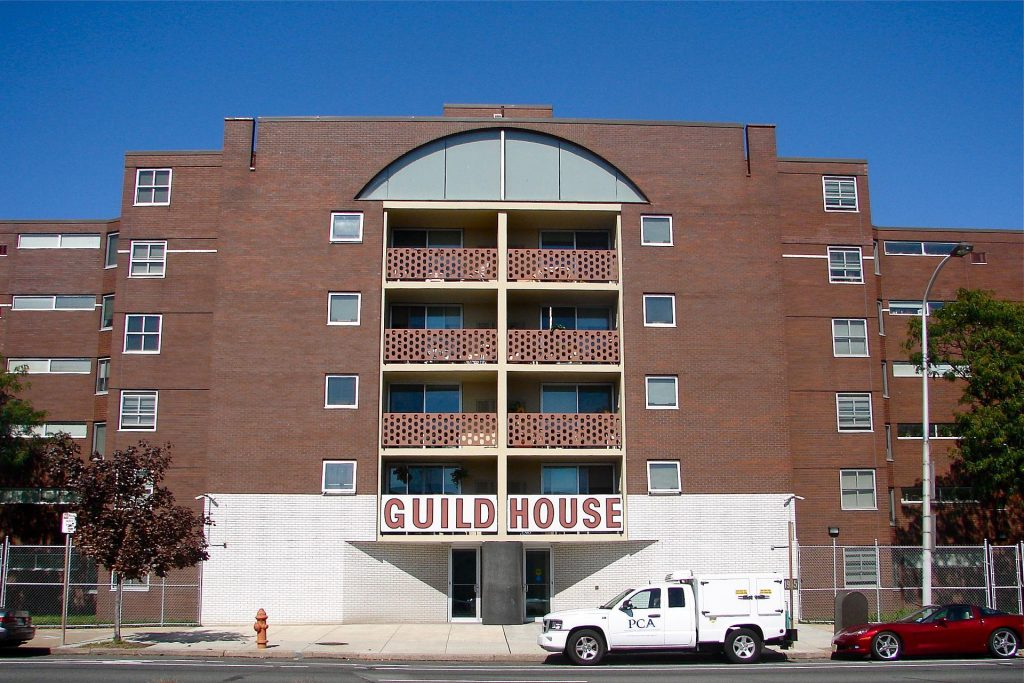 15 Iconic Buildings of Robert Venturi Every Architect Should Visit - Guild House, United States