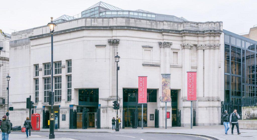 15 Iconic Buildings of Robert Venturi Every Architect Should Visit - Sainsbury Wing, National Gallery,UK