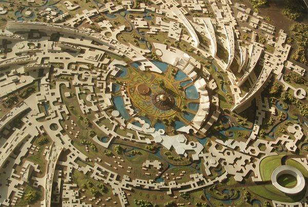 Top Architects in Pondicherry and Auroville - L'Avenir d'Auroville, Auroville