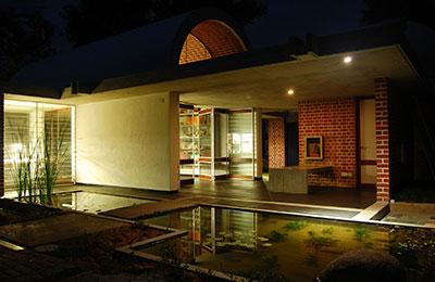 Yantra, Auroville by Studio Naqshbandi