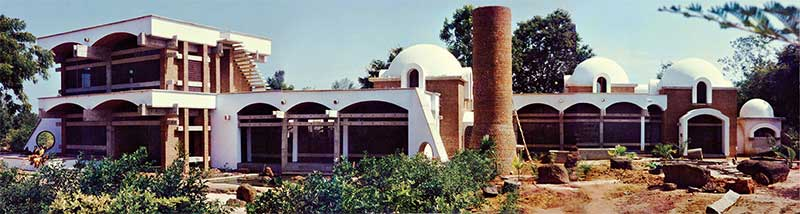 Top Architects in Pondicherry and Auroville - Poppo Pingel, Auroville