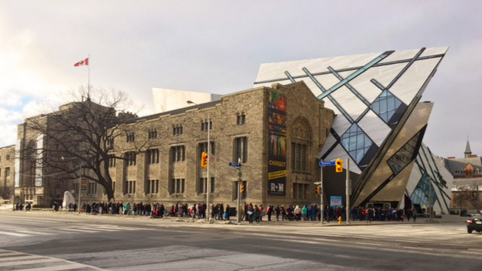 15 Iconic Projects by Daniel Libeskind Every Architect must visit! - Ontario museum-Crystal