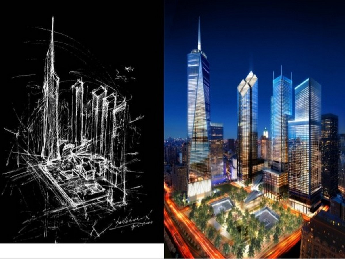 15 Iconic Projects by Daniel Libeskind Every Architect must visit! - Oneworld Trade Centre