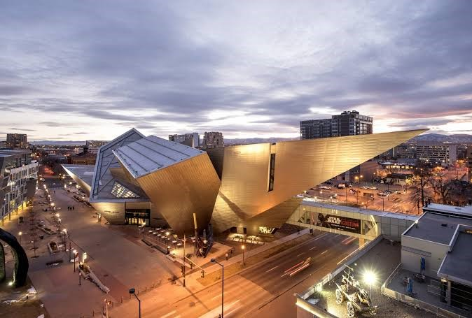 15 Iconic Projects by Daniel Libeskind Every Architect must visit! - Federic.C.Hamilton Building