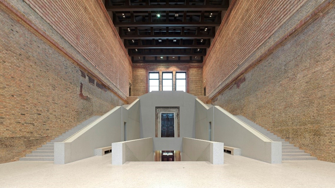 15 Projects By David Chipperfield Every Architect Must Visit! - NEUES MUSEUM, GERMANY