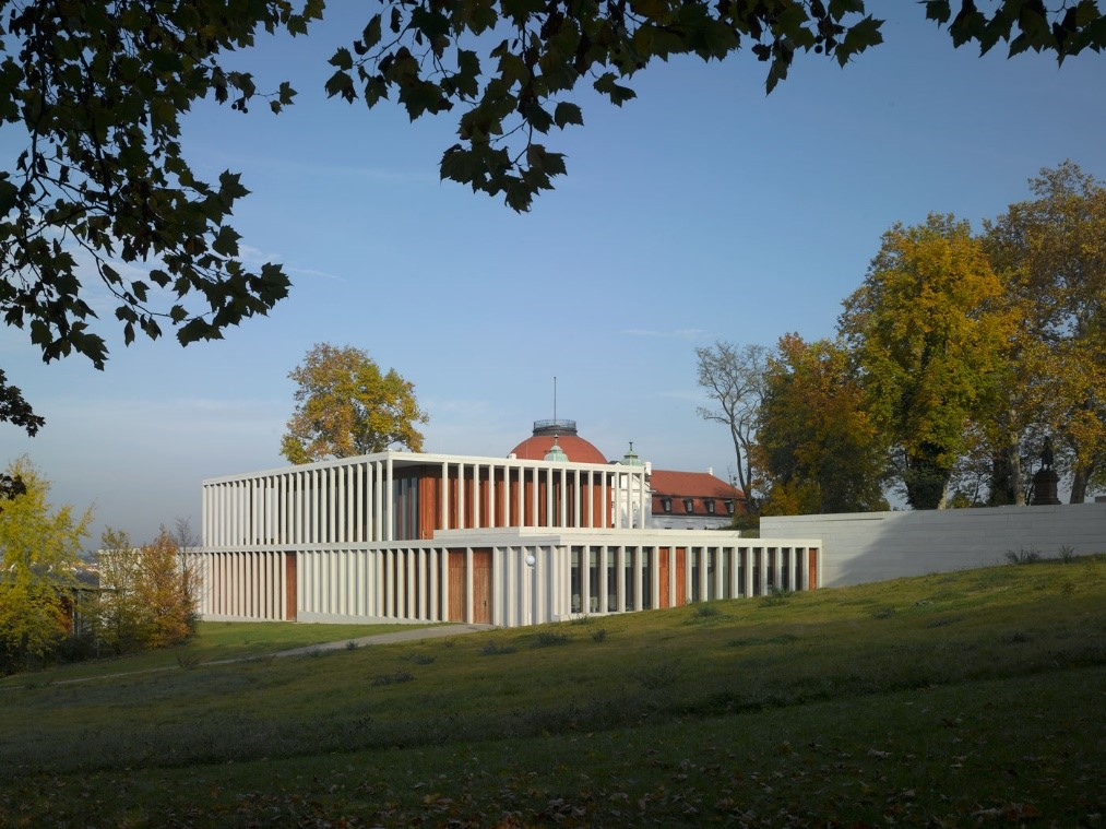 15 Projects By David Chipperfield Every Architect Must Visit! - MUSEUM OF MODERN LITERATURE, GERMANY