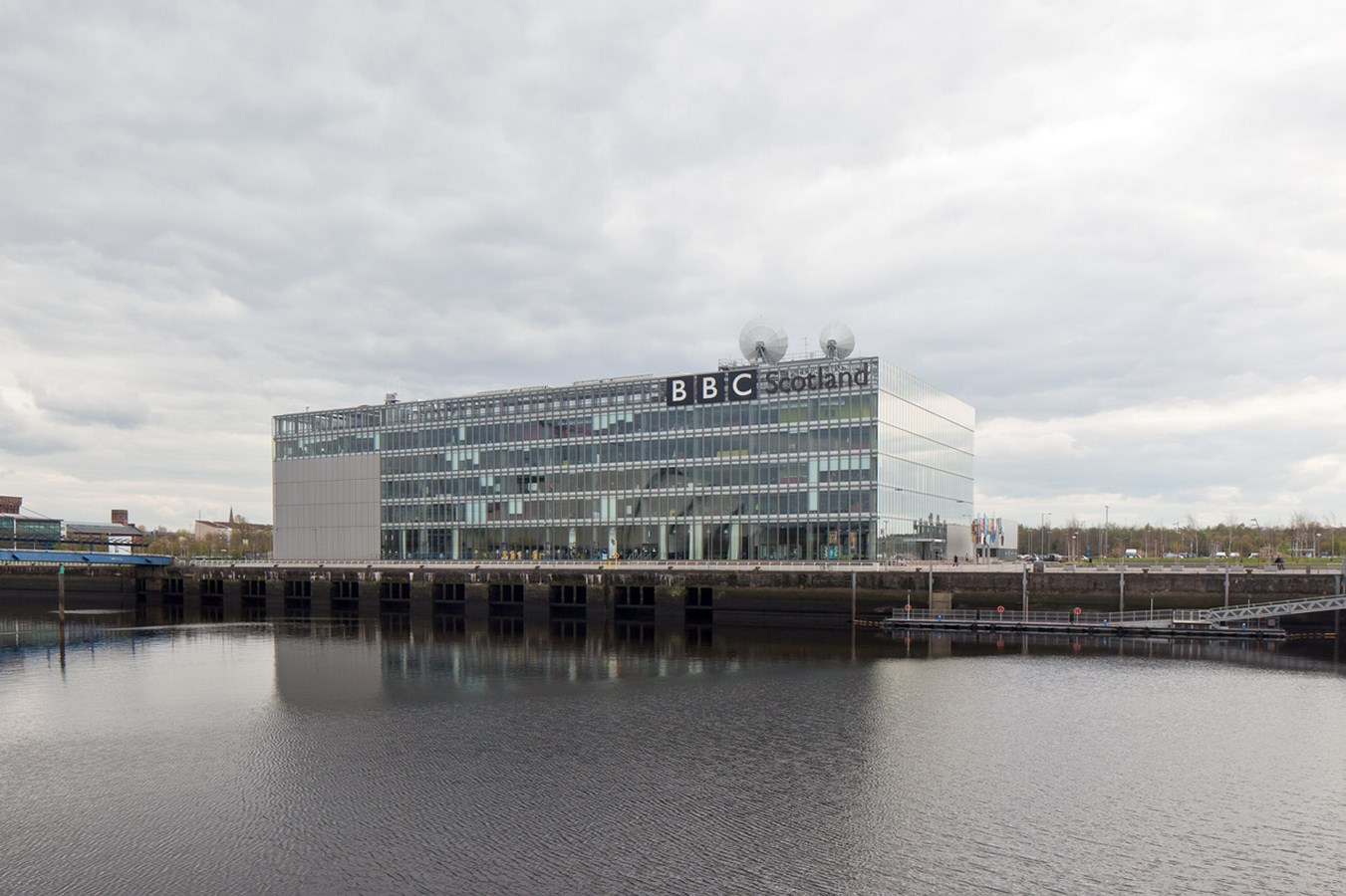 15 Projects By David Chipperfield Every Architect Must Visit! - BBC SCOTLAND HEADQUARTERS