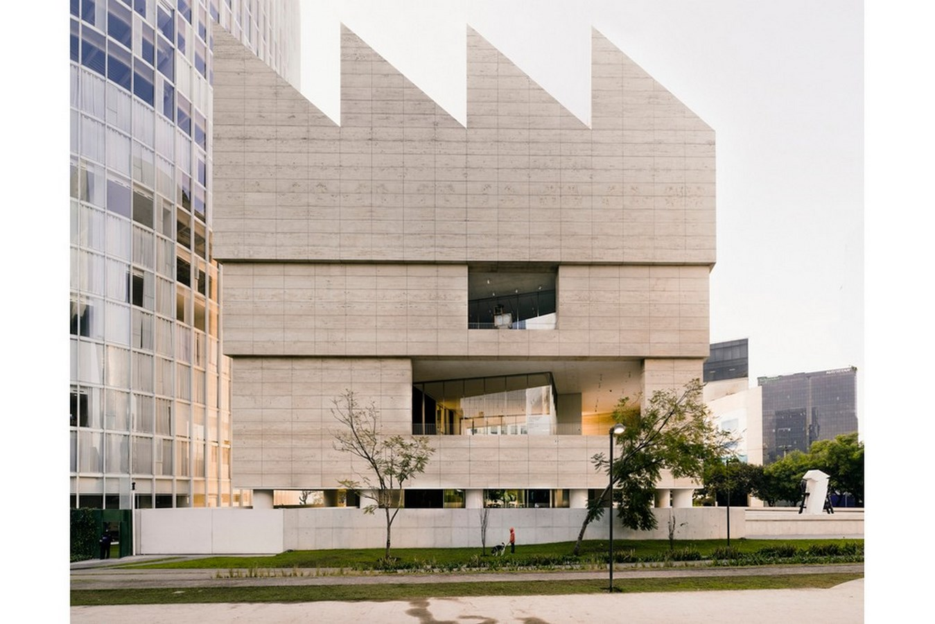 15 Projects By David Chipperfield Every Architect Must Visit! - COLECCION JUMEX, MEXICO