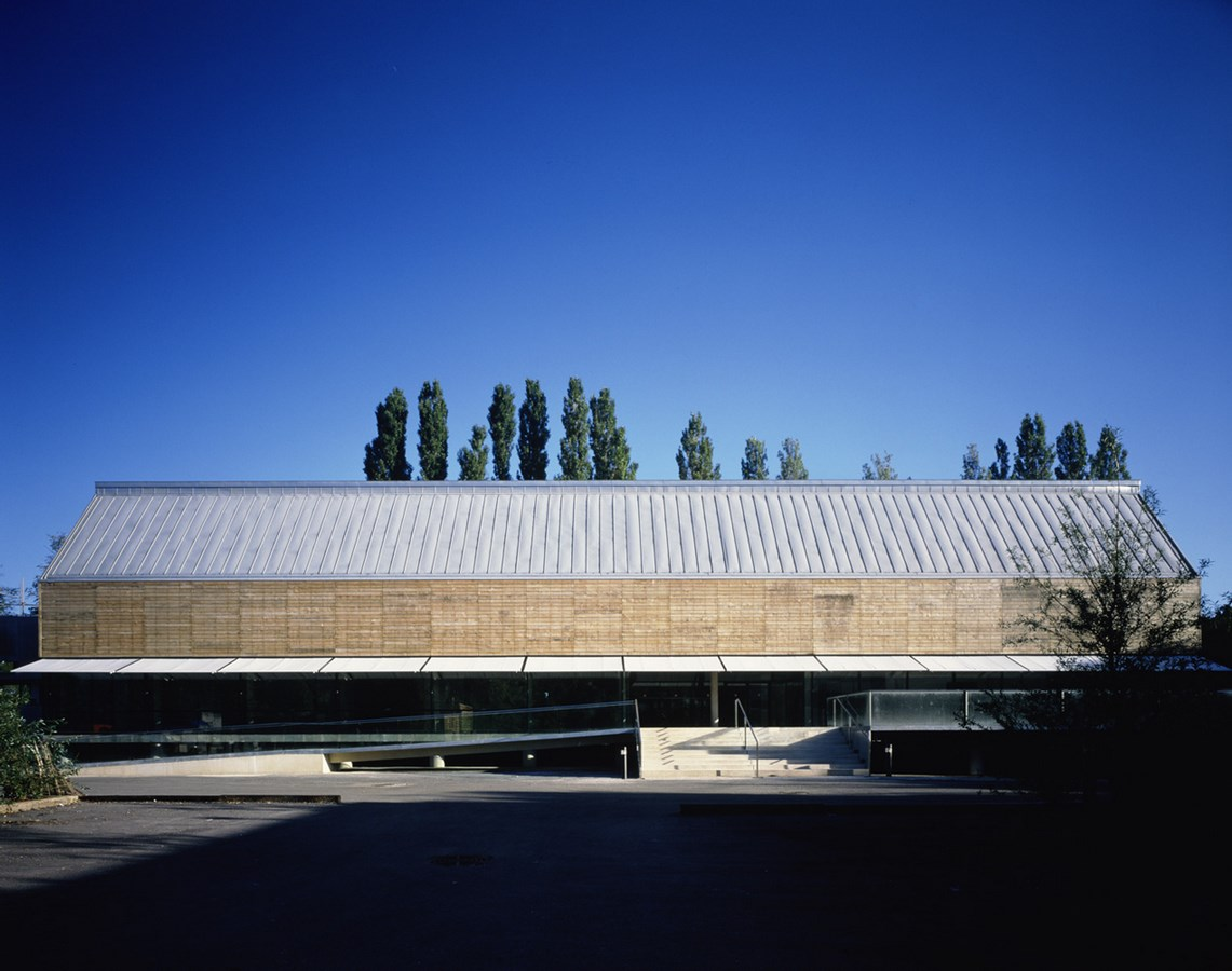 15 Projects By David Chipperfield Every Architect Must Visit! - RIVER AND ROWING MUSEUM, UK - Sheet1