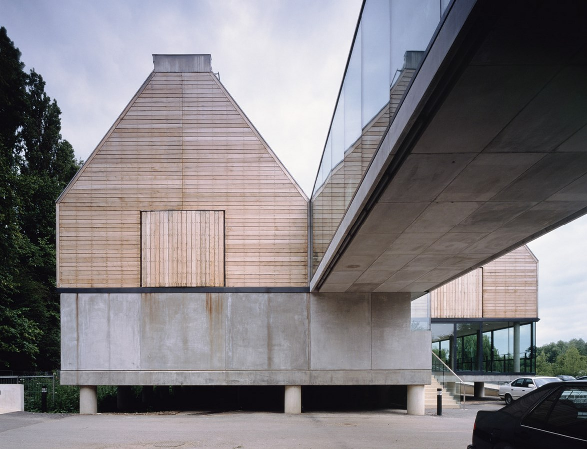 15 Projects By David Chipperfield Every Architect Must Visit! - RIVER AND ROWING MUSEUM, UK - Sheet2