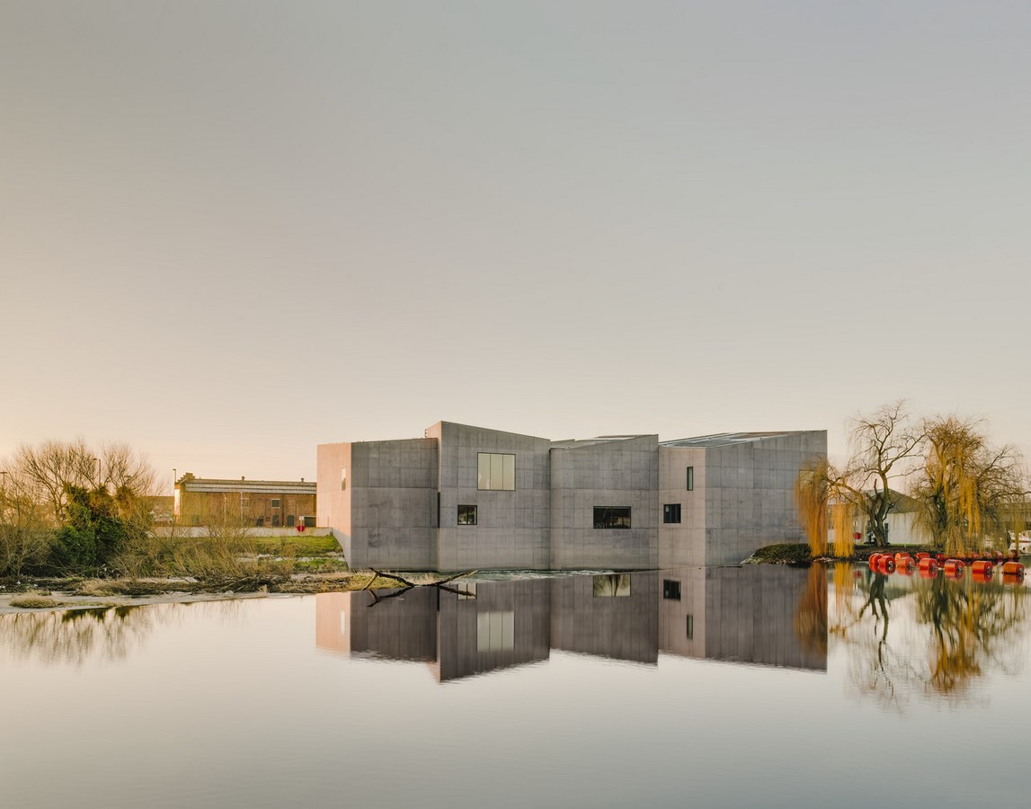 15 Projects By David Chipperfield Every Architect Must Visit! - THE HEPWORTH WAKEFIELD GALLERY - Sheet1