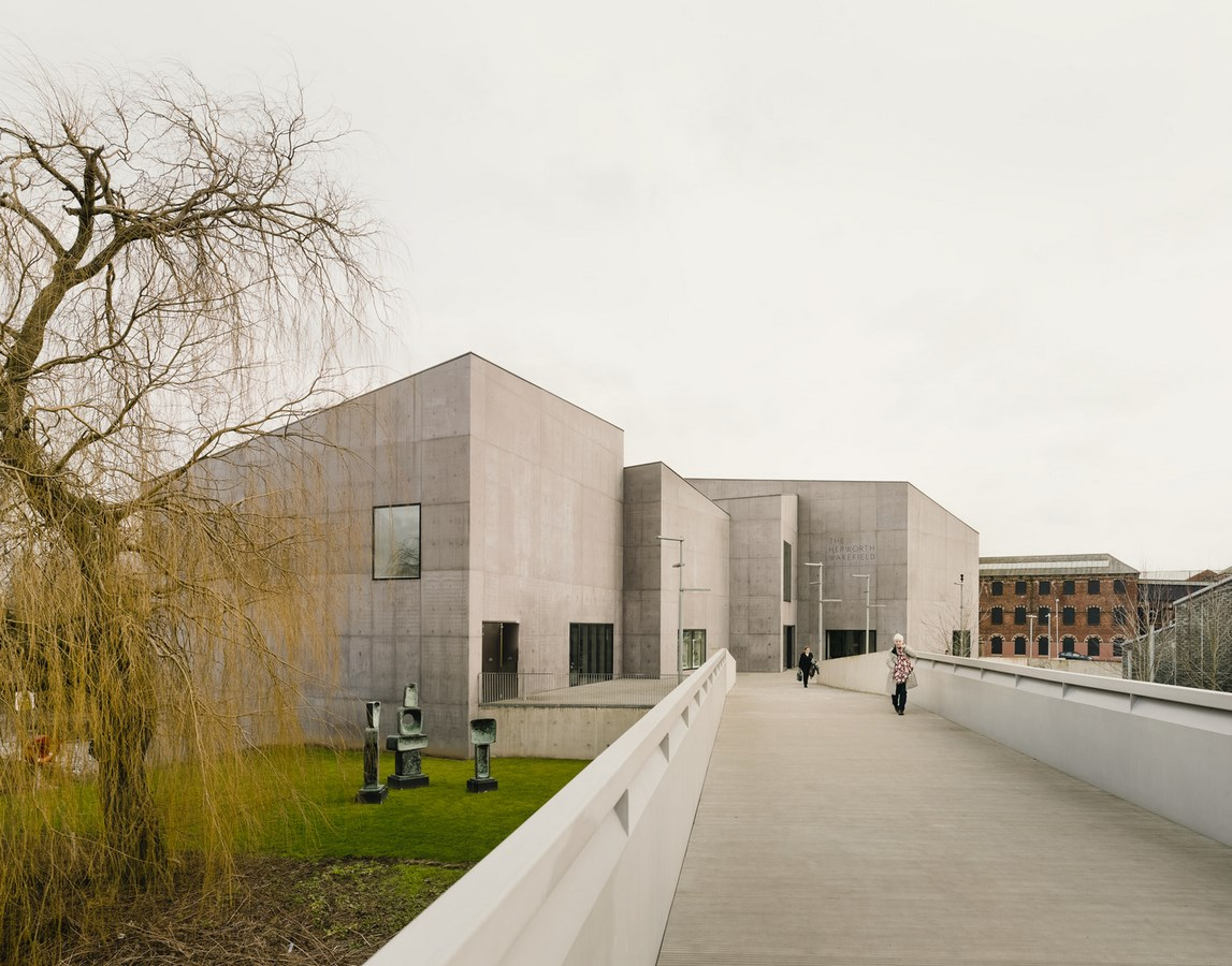 15 Projects By David Chipperfield Every Architect Must Visit! - THE HEPWORTH WAKEFIELD GALLERY - Sheet2
