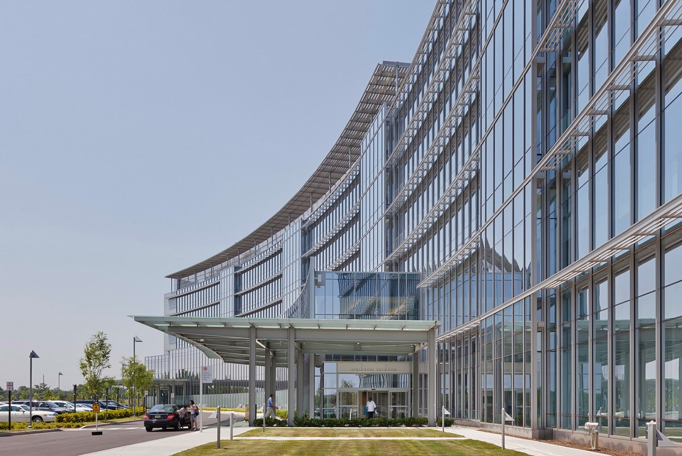 15 Projects by HOK Architects every Architect should know about - Penn Medicine – Princeton Medical Center