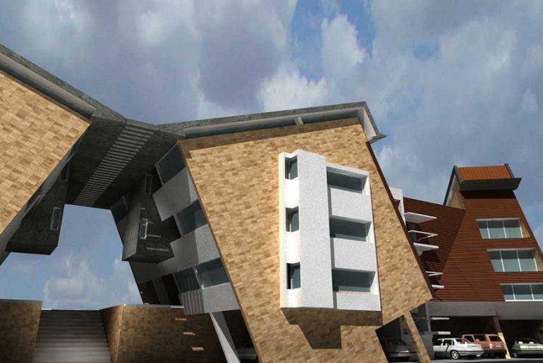 Gogol Apartments By Arya Design Studio