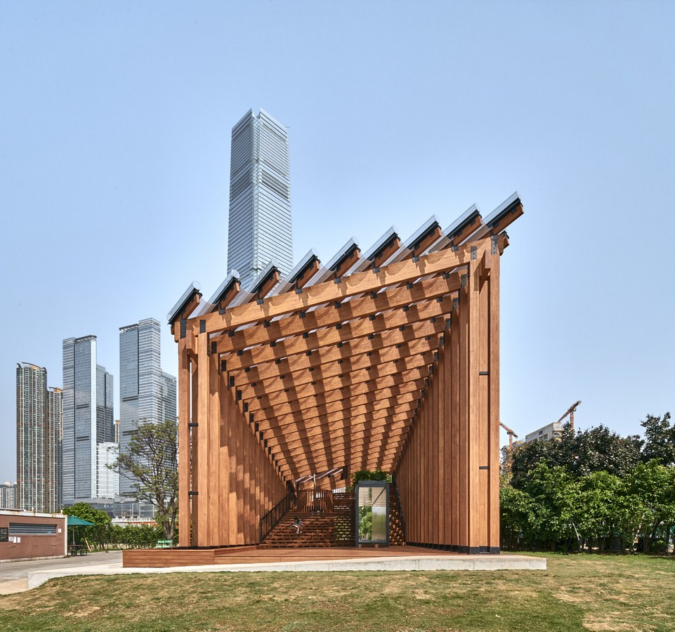 Growing Up Pavilion By New Office Works - Sheet7