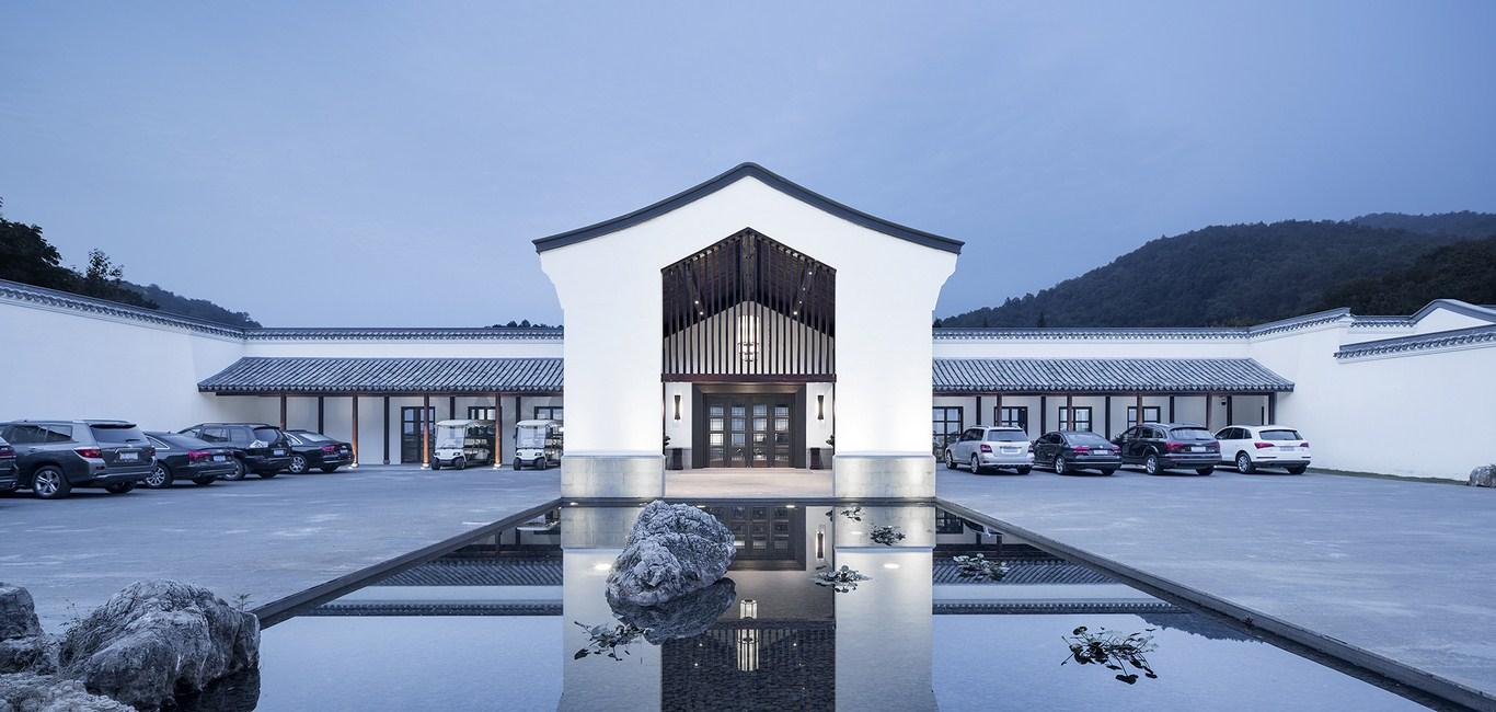 The overall renovation project of Hangzhou Ya Gu Quan Shan Hotel By UAD - Sheet3