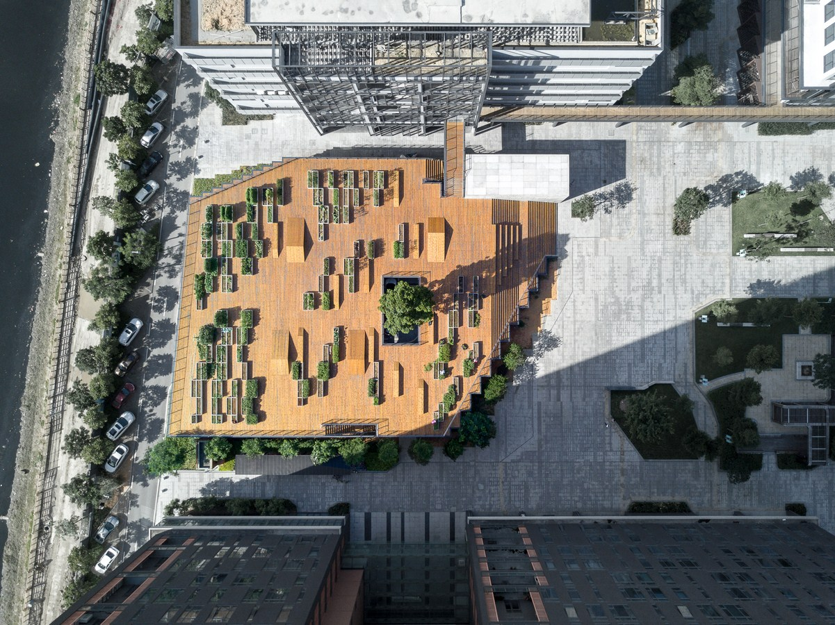The Planting Terrace And The Experience Pavilion By MOZHAO ARCHITE - Sheet7