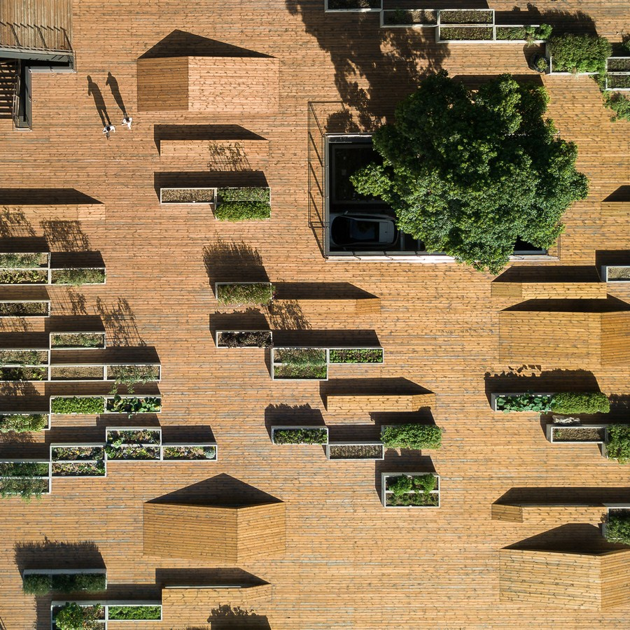 The Planting Terrace And The Experience Pavilion By MOZHAO ARCHITE - Sheet8