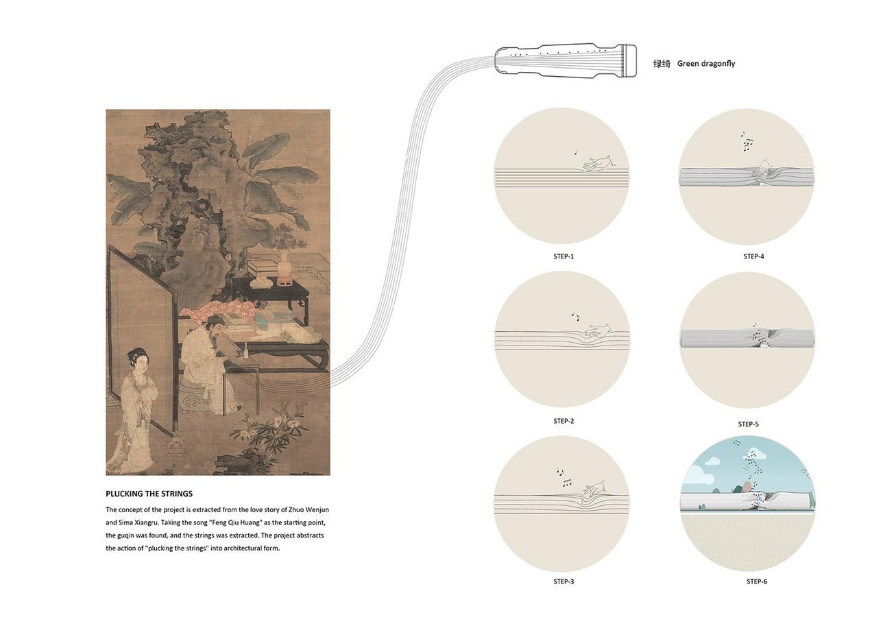 Xinglong Lake Bookstore by MUDA-Architects - Sheet14