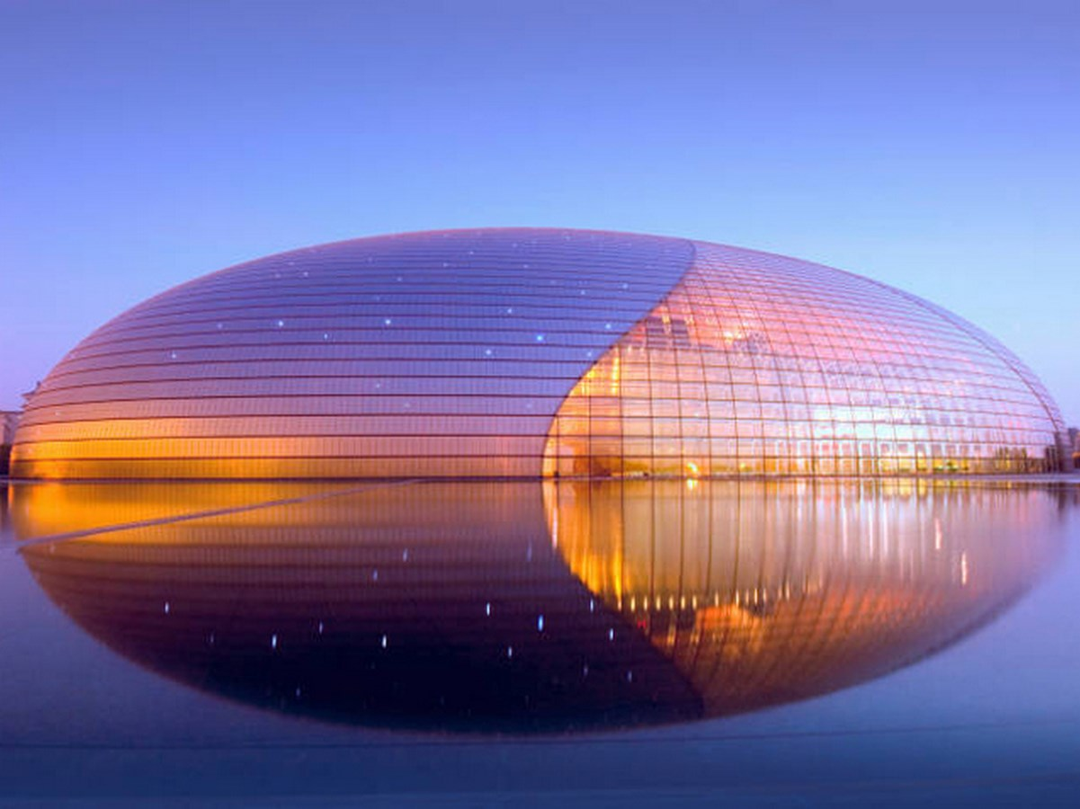 100 Best Architecture Projects of the 21st Century - National Center for the Performing Arts, Beijing, China