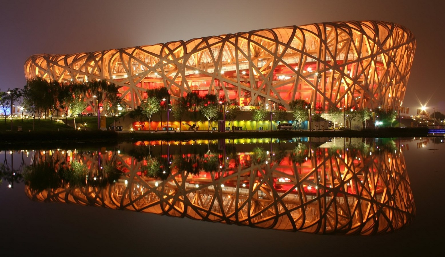100 Best Architecture Projects of the 21st Century - Beijing National Stadium, China