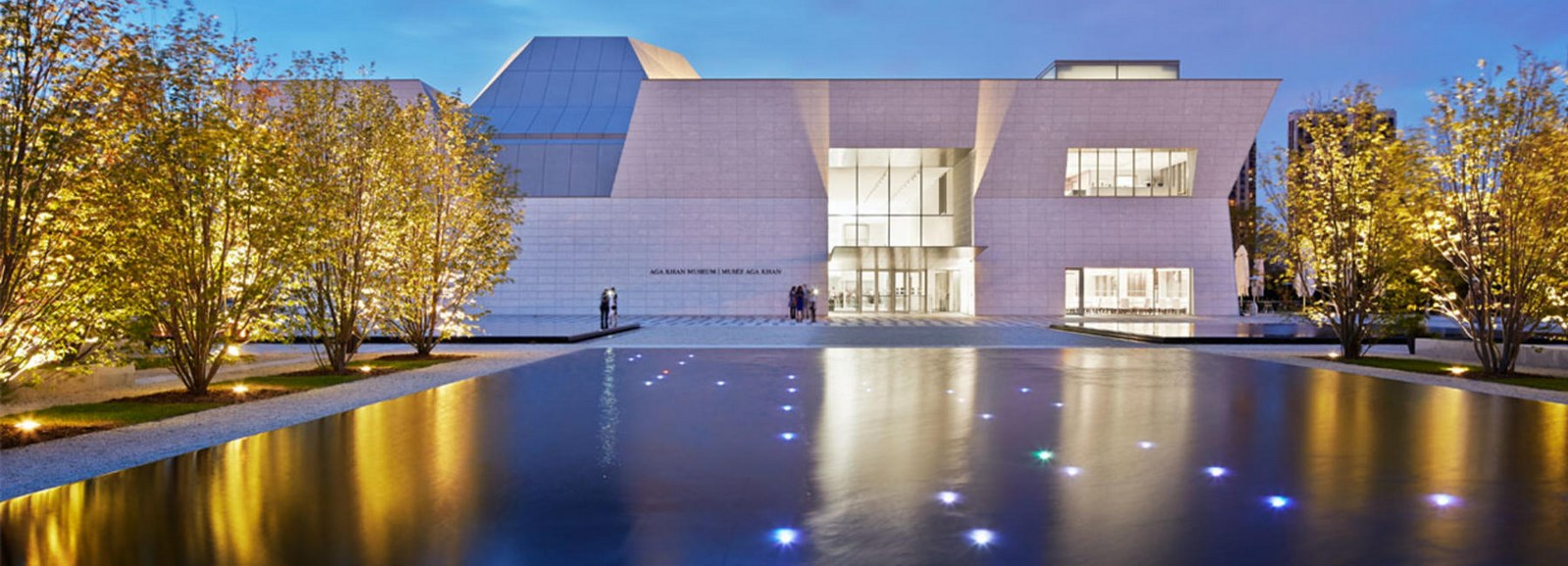 100 Best Architecture Projects of the 21st Century - Aga Khan Museum
