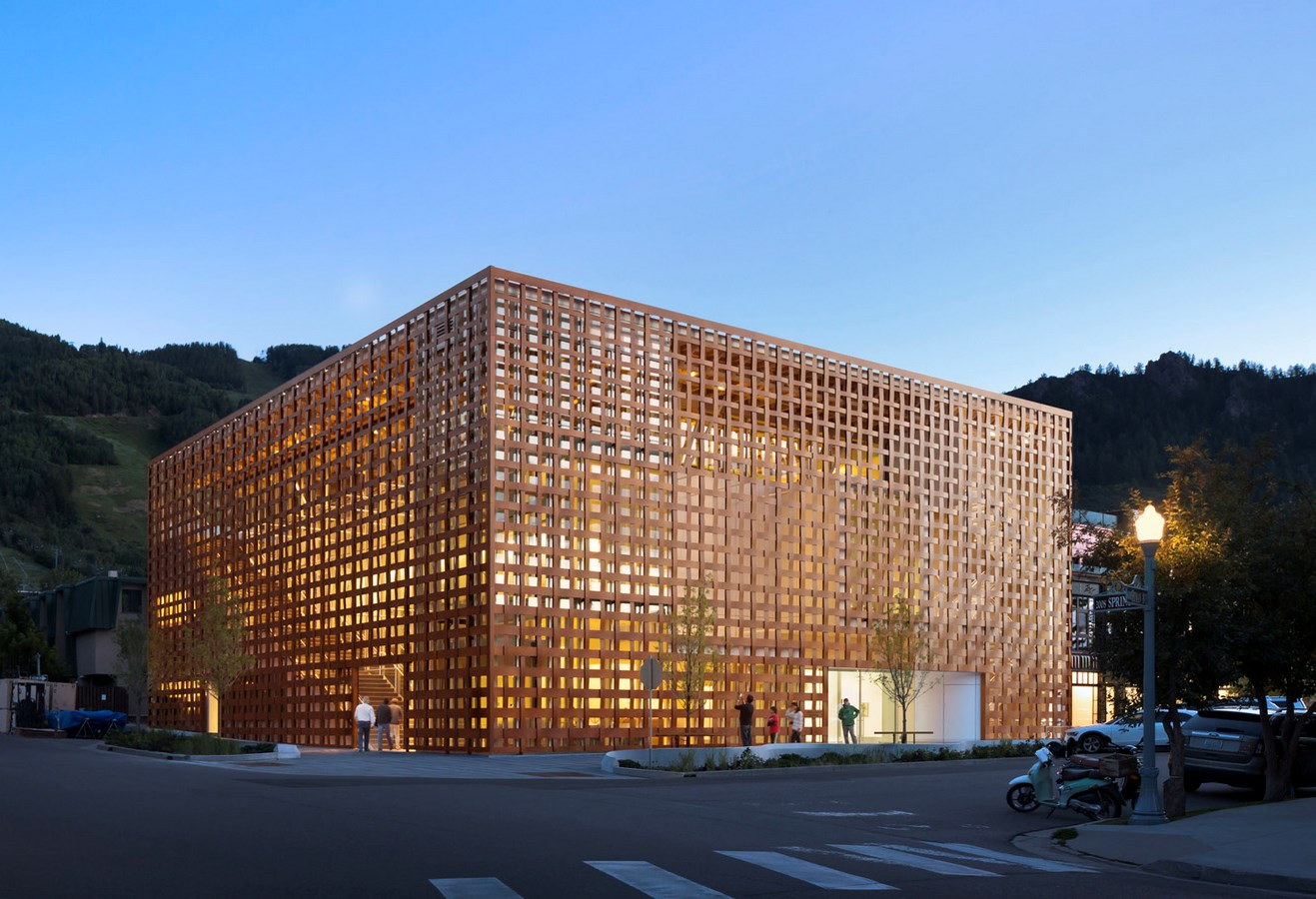 100 Best Architecture Projects of the 21st Century - Aspen Art Museum