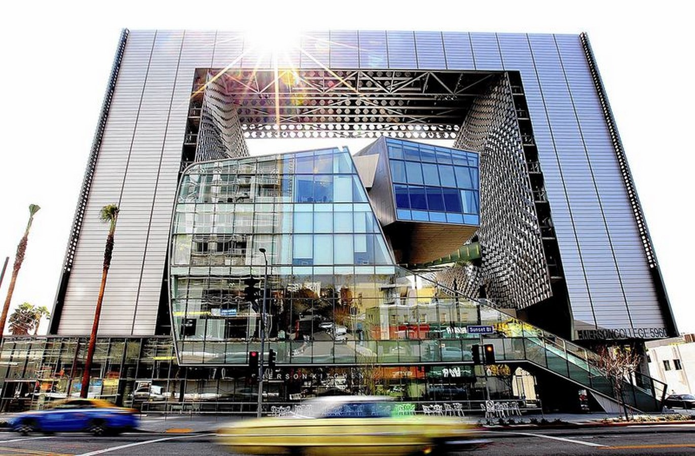 100 Best Architecture Projects of the 21st Century - Emerson college