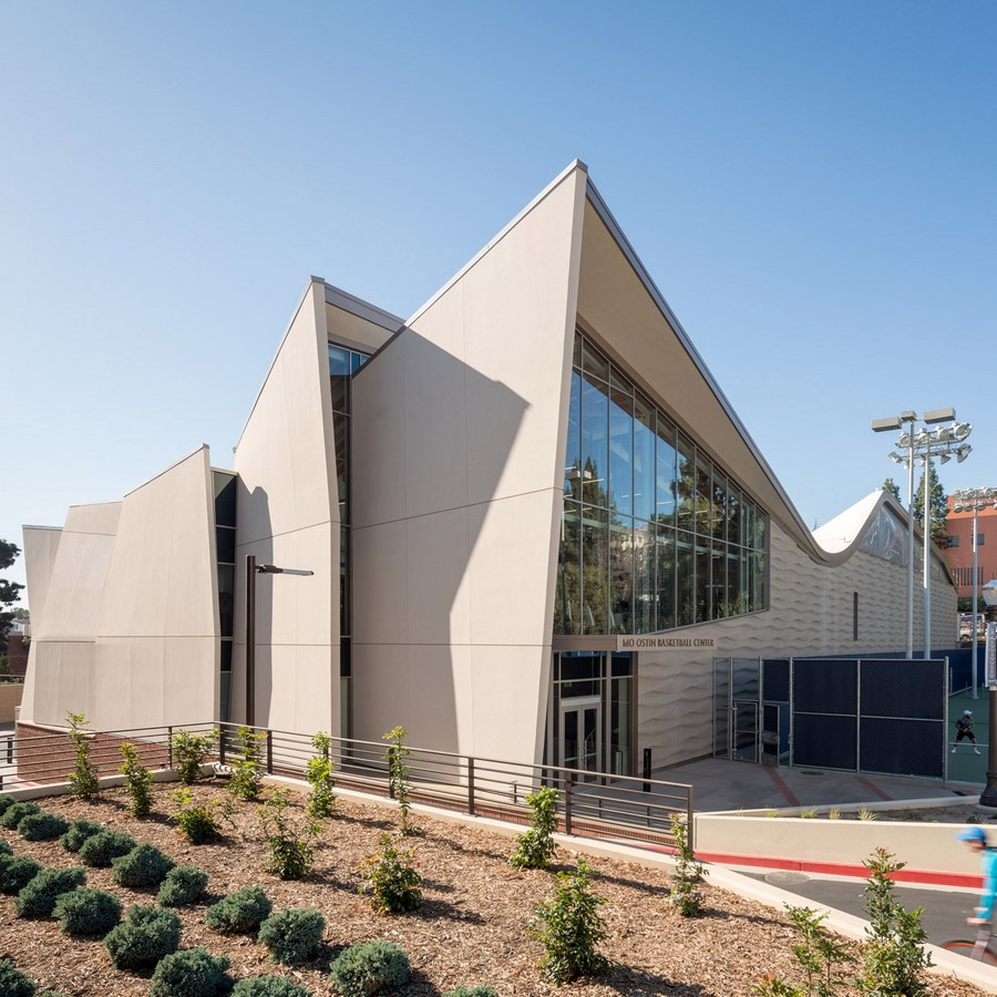 100 Best Architecture Projects of the 21st Century - Ostin Basketball Center