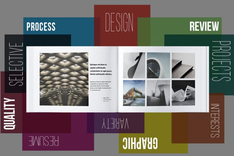 A279 -10 Tips to follow for designing good Architecture Portfolios