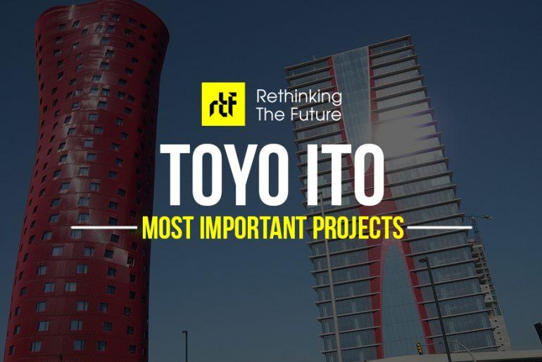 20 Hi-tech projects byToyo Ito Architect Every Architect should visit