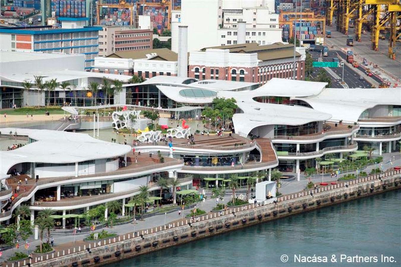 20 Hi-tech Projects by Toyo Ito Architect Every Architect should visit - Vivo City, Singapore