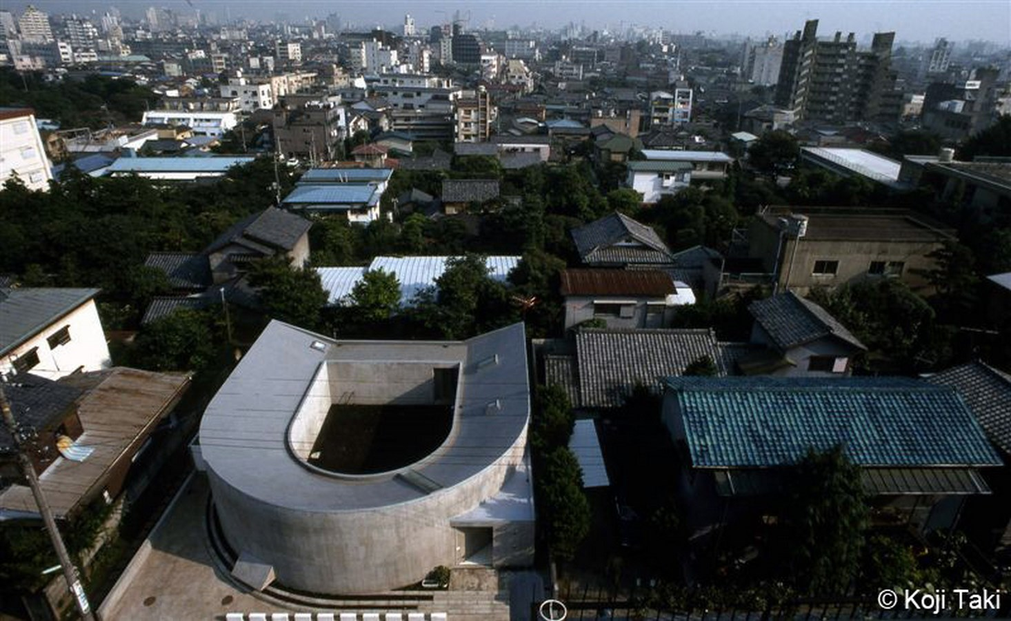 20 Hi-tech Projects by Toyo Ito Architect Every Architect should visit - White U House, Japan