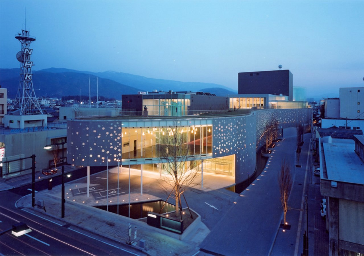 20 Hi-tech Projects by Toyo Ito Architect Every Architect should visit - Matsumoto Performing Arts Centre