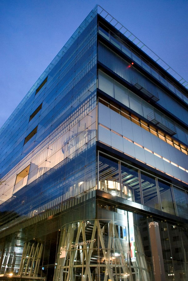 20 Hi-tech Projects by Toyo Ito Architect Every Architect should visit - Sendai Mediatheque, Japan