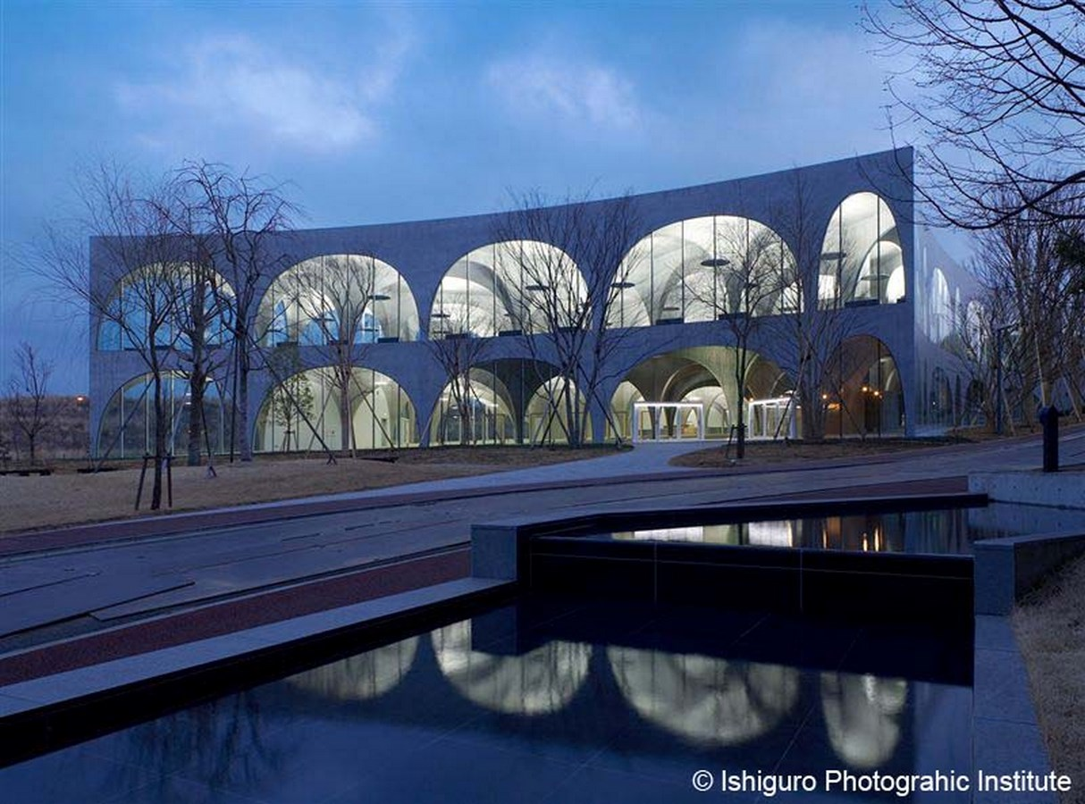 20 Hi-tech Projects by Toyo Ito Architect Every Architect should visit - San Francisco Federal Building, California, US