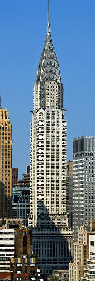 60 Most Famous Buildings in New York - Chrysler Building