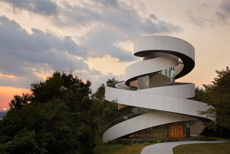 The Evolution of Spiritual Architecture in the last 60 Years