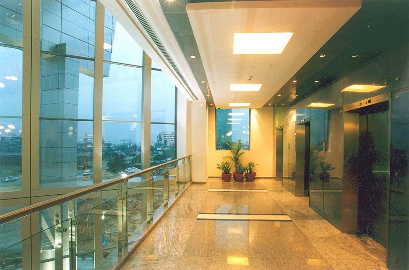 20 Iconic Projects By Hafeez Contractor - DLF Ericsson2