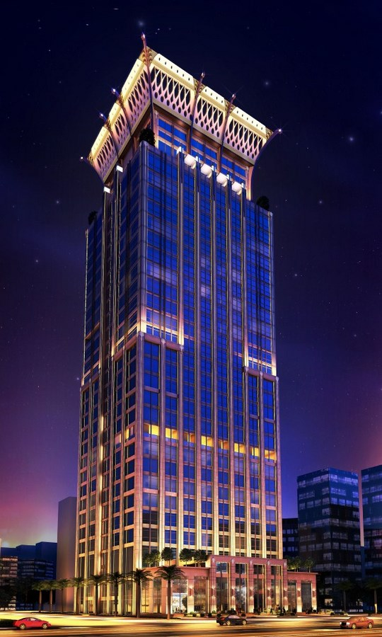20 Iconic Projects By Hafeez Contractor - Topsia Kolkata