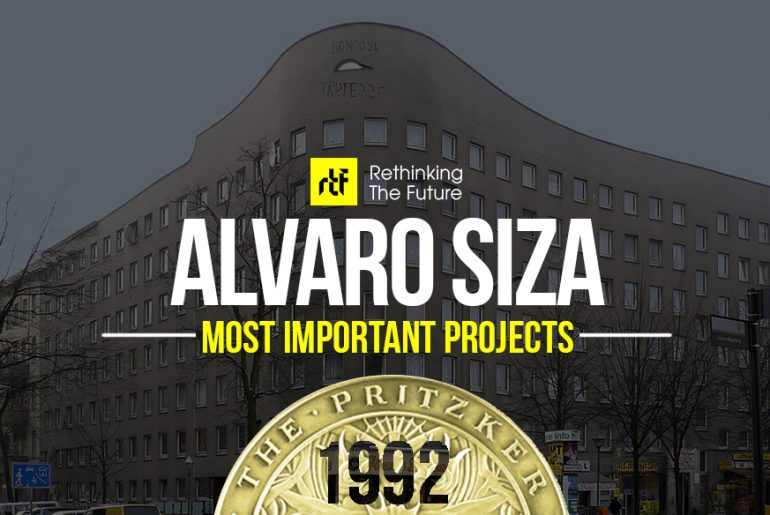 15 Projects by Alvaro Siza every Architect Must Visit!