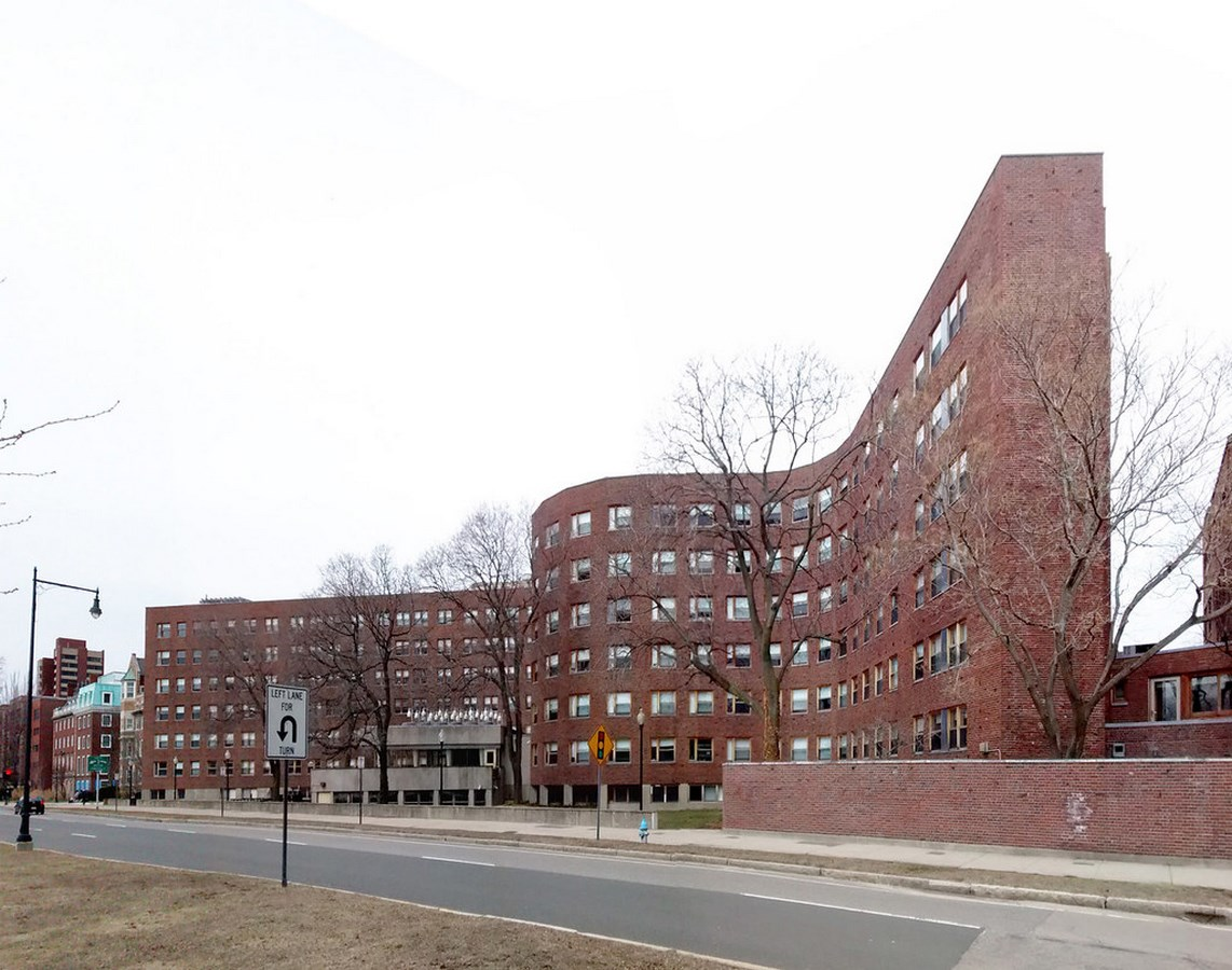 25 Most Iconic Structures In Boston - BAKER HOUSE DORMITORY - Sheet1